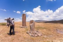 Hiking in Armenia / Armenia is a perfect adventure destination for active travelers who have the opportunity to visit the most remarkable historical monuments and trek on the most inaccessible parts of the country.