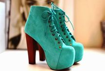 My shoes world