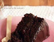 bizcochos y tartas