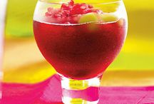 Drink ideas~ALCOHOLIC & NON ALCOHOLIC