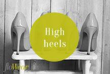 High heels, High hopes / #highheels #fashion #flowear