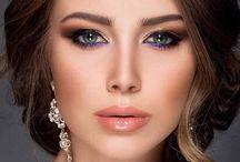 Perfect wedding makeup