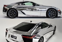 Exotic and Modified Cars