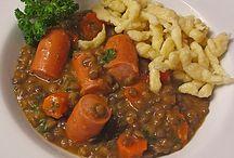 Suppen und Eintopf