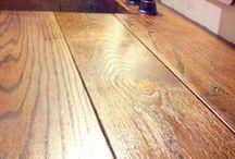 scaffold plank worktops