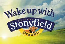 #WakeUpWithStonyfield / by trulytrayce