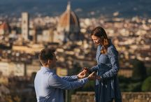 Marriage proposal in Florence / Wedding proposal in Florence