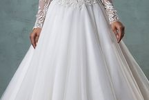 Wedding dress / Wedding dress ideas.