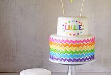 Lily's first Birthday / by Tonia Todd
