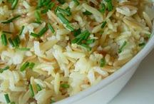 Rice & Potatoes / by Jessica Weiner