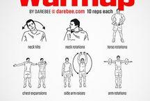 Exercise shizzle