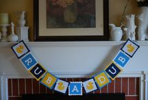 Baby Shower / by Whitney Brockway