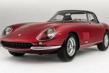Old Ferrari