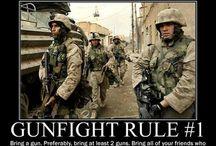 gunfight rules