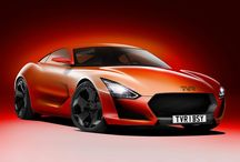 Cars, TVR