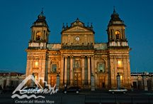 Guatemala City / Guatemala City: Cosmopilitan and modern  / by VisitGuatemala Heart Of The Mayan World