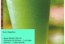 Sucos verdes