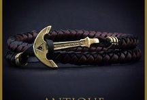 Lather Bracelets