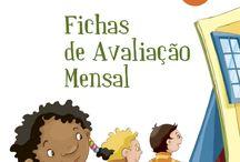 Manuais Escolares e Fichas