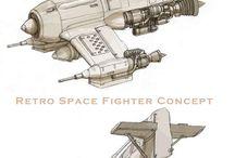 retro fighters