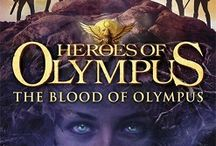 The blood of Olympus❤