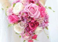 造花のウェディングブーケ / 高品質の造花を使った手作りブーケをご紹介。お洒落なデザイン多数ご紹介