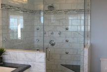 Shower & Spa tub