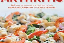 Eating well to fight arthritis' inflammation, also healthy for diabetics. / Very healthy and delicious.