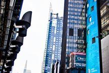 New York / Travelling through New York