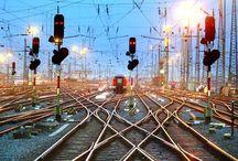железная дорога railway
