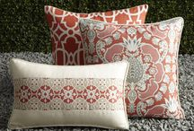 Pillow Love / www.jhillinteriordesigns.com #jhillinteriordesigns #interiordesign #sandiego #pillows