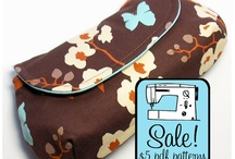 Sewing / Sewing tutorials, tips and patterns. / by Aprile Mazey