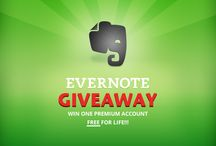 Giveaway Evernote PREMIUM