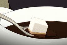 anime foodie