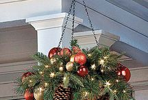 Christmas decor / by Katheryn Kidder