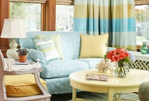 Sun Porch Ideas / by Melissa Nichols