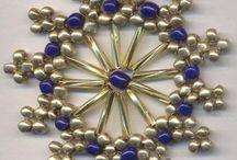 Šperky - Vločky