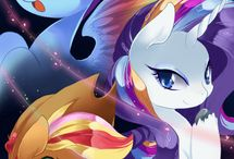 I love my little pony
