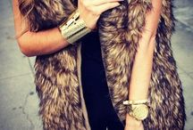 foux fur looks
