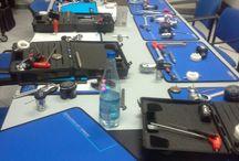 SEAC technical seminar 2014 / Technical seminar scuba regulators Seac