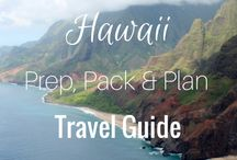 Hawaii Vacation / This board is dedicated to what to do in Hawaii and covers Maui, Kauai, and the Big Island.