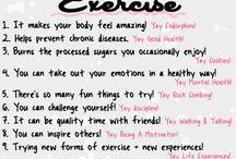 Excercise motivation