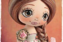 прическа куклы