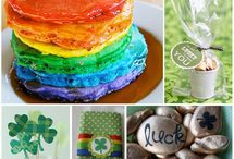 Holiday - St. Patty's Day / Food, DIY, crafts and more for St. Patty's Day!