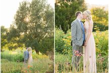 Engagement Session Outfit Inspiration / Here is some inspiration for what to wear during your engagement session. Visit our blog and click on the engagement tab to get some great ideas http://kevinandannaweddings.com/blog/