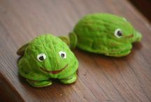 ořechy