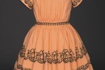 children´s dress 1840 - 59