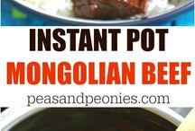 Instant Pot/Slow/pressure cooker
