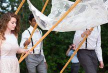 Mint jewish wedding
