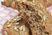 Brød / Bage opskrifter